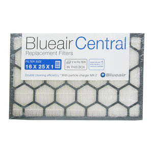 Blueair Central Replacement Filters 16x25x1