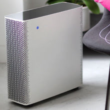 Load image into Gallery viewer, Blueair Sense+ Air Purifier in Polar White, in a Room