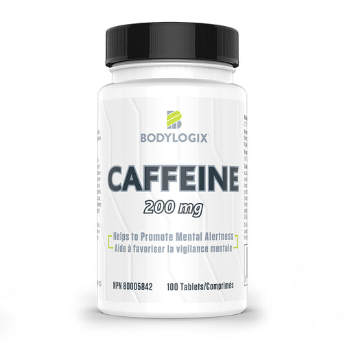 Bodylogix - Caffeine Tablets