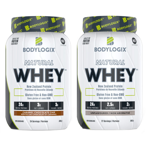 Bodylogix - Natural Whey (New Zealand Protein)