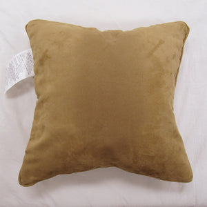 Camel coloured BodyRYZM Qi Medical Sofa Pillow, inflated