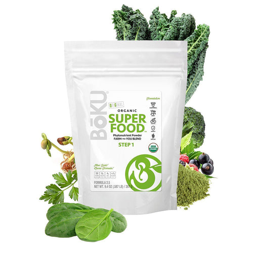 BōKU - Organic Superfood