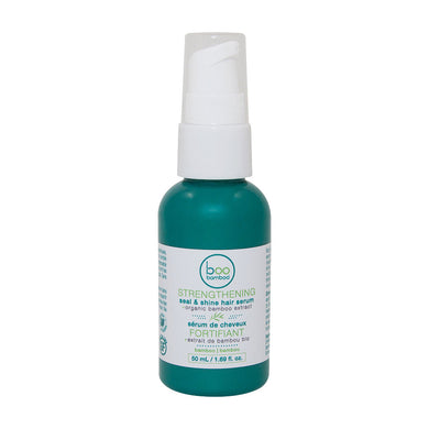 Boo Bamboo Hair Strengthening Seal and Shine Serum