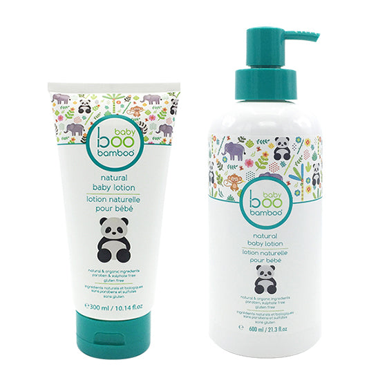 Boo Bamboo Natural Baby Baby Lotion