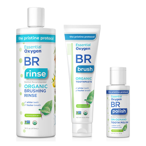 Essential Oxygen - BR - Natural Oral Care Products