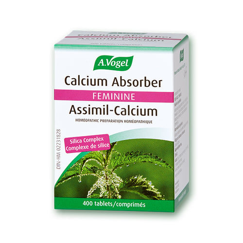 package of A. Vogel Calcium Absorber