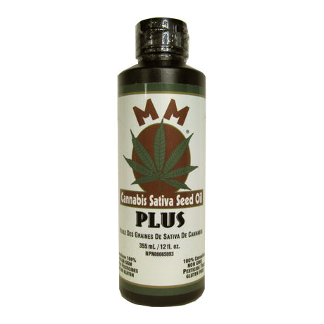MM - Cannabis Sativa Seed Oil Plus