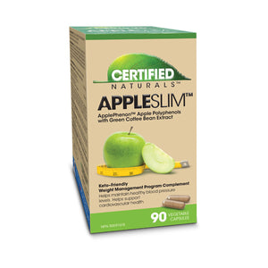 Certified Naturals - AppleSlim (Apple Polyphenols)