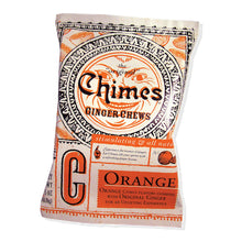 Chimes Orange Ginger Chews, 5 oz Packet