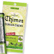Chimes Original Ginger Chews, 1.5 oz packet