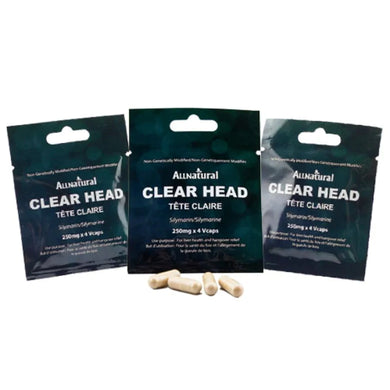 ANNP Clear Head Packets