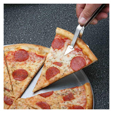 Cooks Innovations Pizza Grip Tongs in use