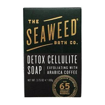 Seaweed Bath Co. - Detox Cellulite Soap