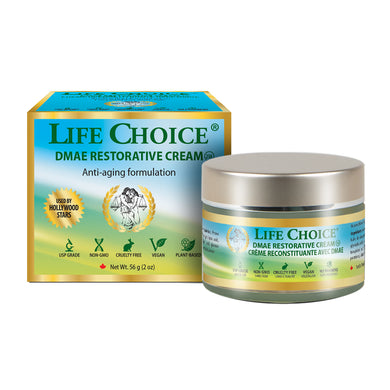 Life Choice - DMAE Restorative Cream
