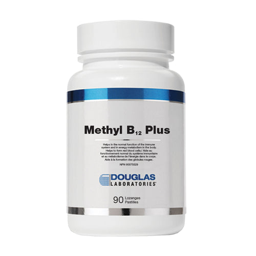 Douglas Laboratories - Methyl B12 Plus Lozenges