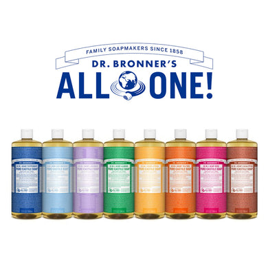 Dr Bronner's Liquid Soap