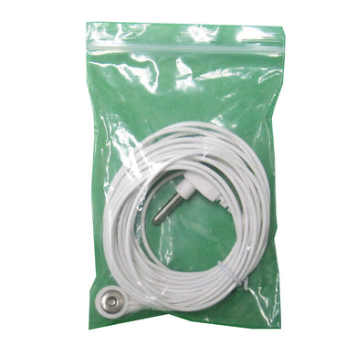 Earthing Connection Cord, wound up, in package