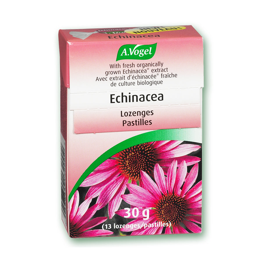 Package of A. Vogel Echinacea Lozenges