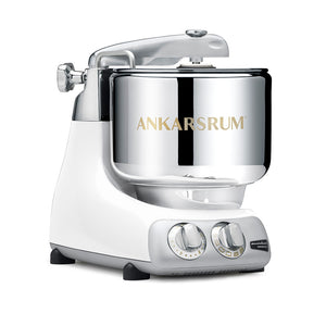 Ankarsrum Assistent Original, Glossy White colour case