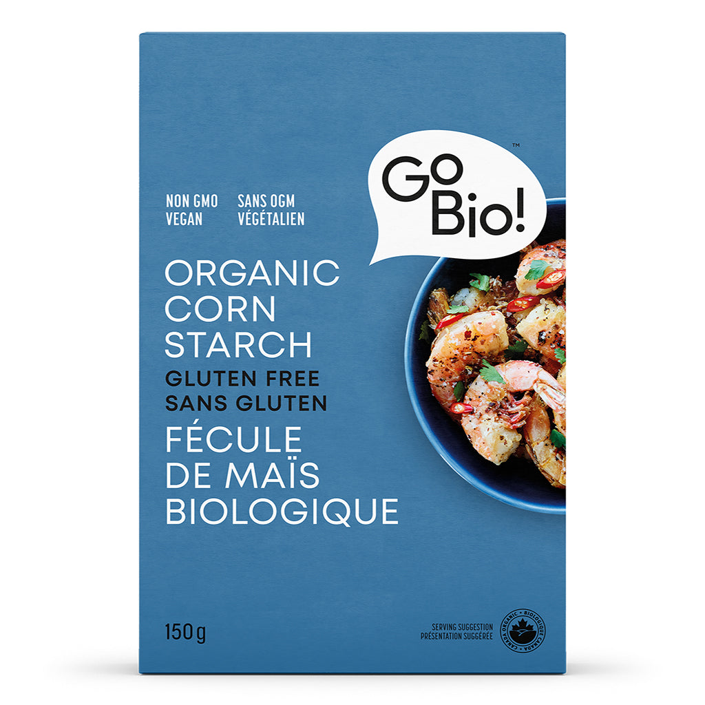 GoBio! - Organic Corn Starch