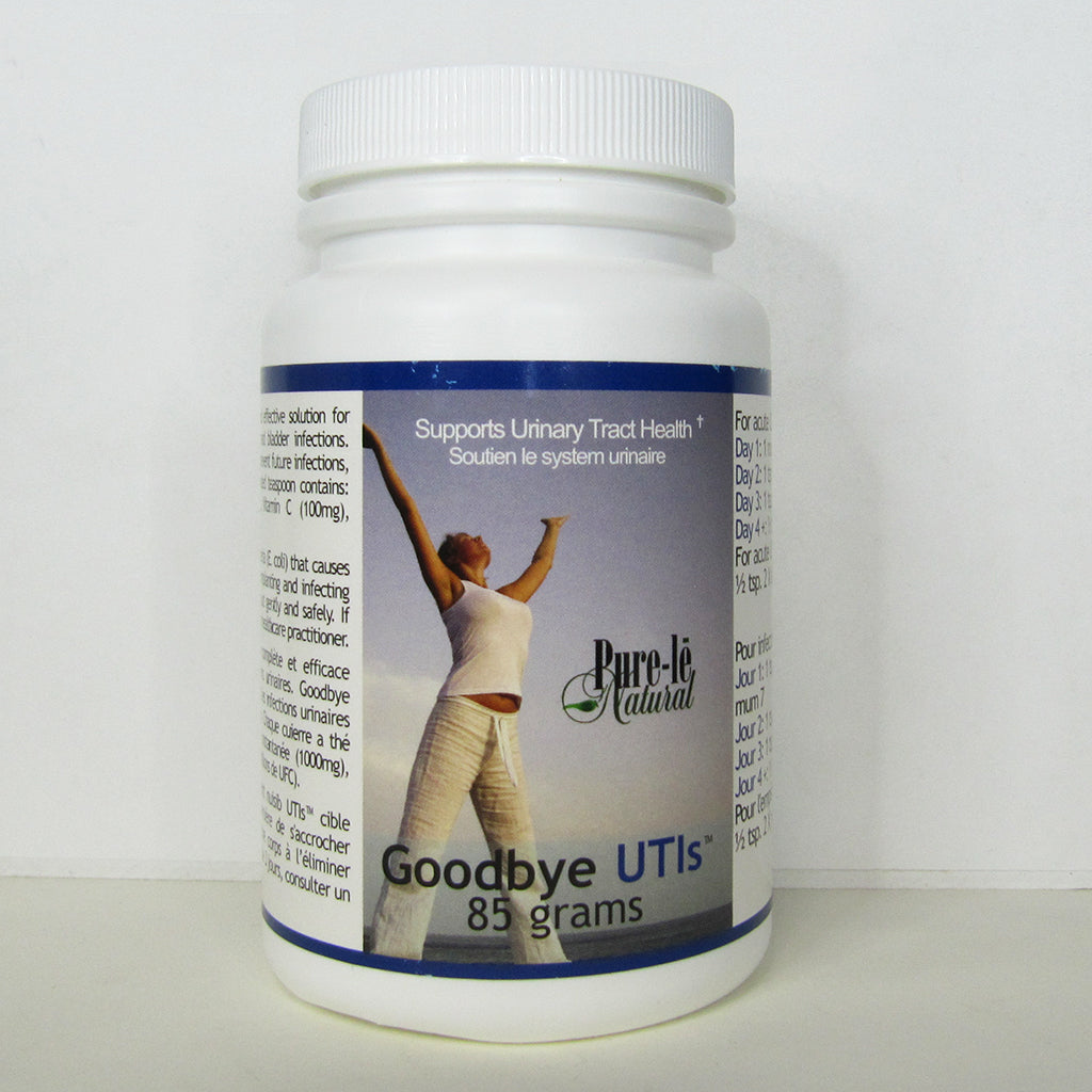 Pure-Le Natural - Goodbye UTIs