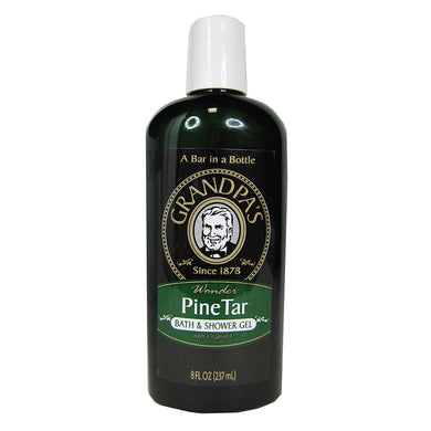 Grandpa's - Wonder Pine Tar Bath & Shower Gel