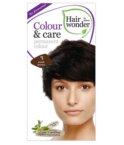 Hairwonder Dark Brown 3