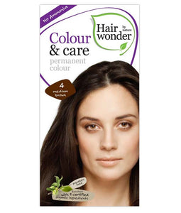Hairwonder Medium Brown 4
