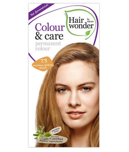 Hairwonder Medium Golden Blond 7.3