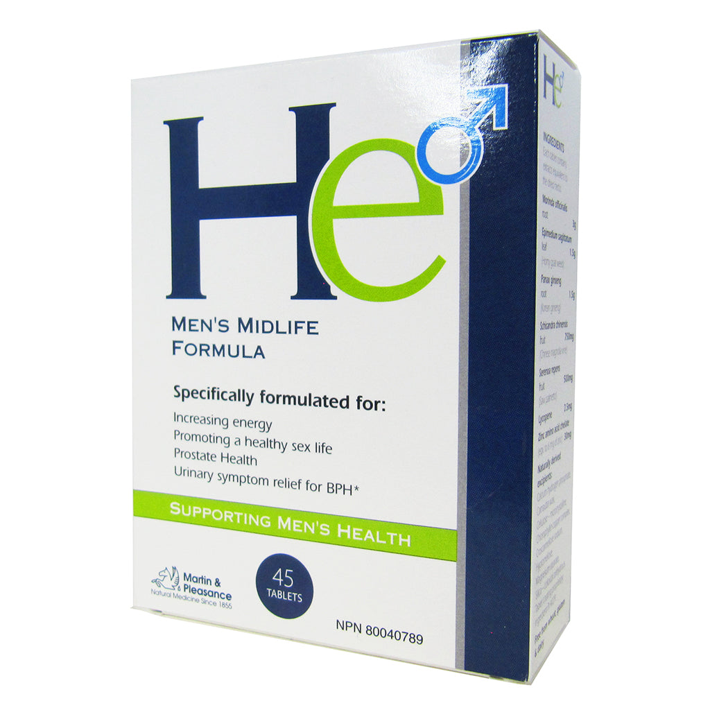 He - Men's Midlife Formula
