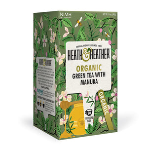 Heath & Heather - Organic Tea