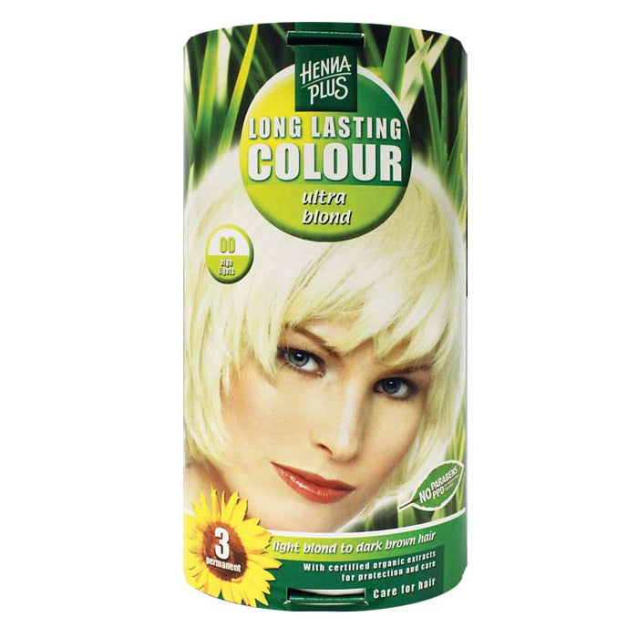 Henna Plus 00 Ultra Blonde