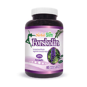 Herbal Slim - Forskolin (Coleus Forskohlii)