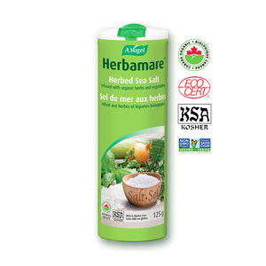 125g package of A. Vogel Original Herbamare Natural Seasoning