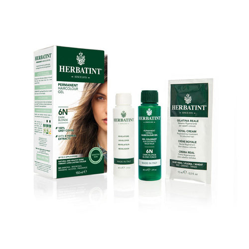 Herbatint Natural Hair Color