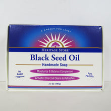 Load image into Gallery viewer, Heritage Store - Black Seed Oil Soap