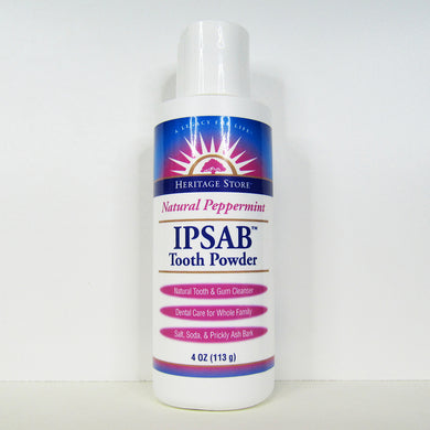 Heritage Store - IPSAB Tooth Powder