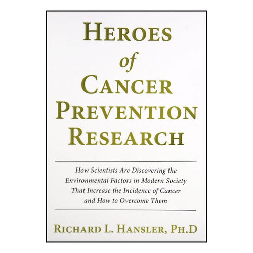 Richard Hansler - Heroes of Cancer Prevention Research