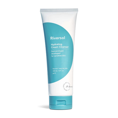 180ml tube of Riversol Hydrating Cream Cleanser