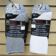 Load image into Gallery viewer, Incredisocks - Diabetic Socks Rx - Crew Length