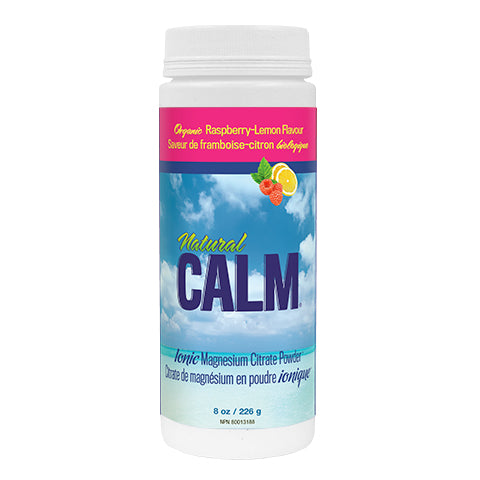 Natural Calm - Ionic Magnesium Citrate Powder
