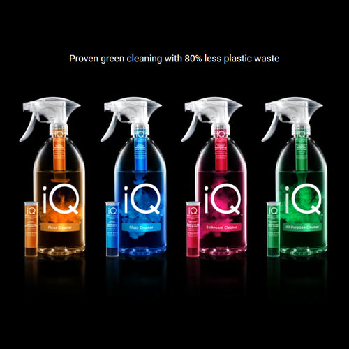 iQ - Eco Smart Cleaning Products