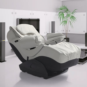 Ivory Inada Duet massage chair in a room