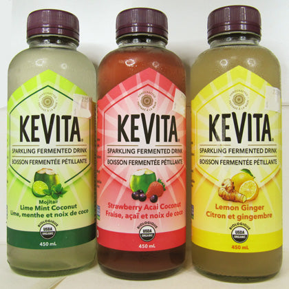 KeVita - Sparkling Fermented Drinks
