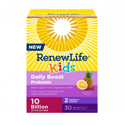 Renew Life - Kids Daily Boost Probiotic