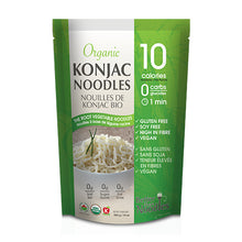Package of Better Than Noodles Organic Konjac Noodles