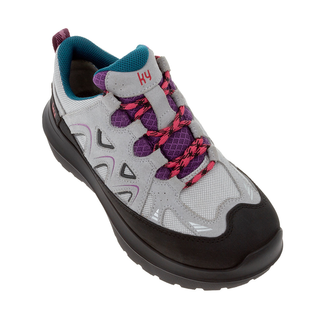 kybun Brig hiking shoe, outer side