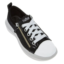 Nyon shoe in Black, outer side