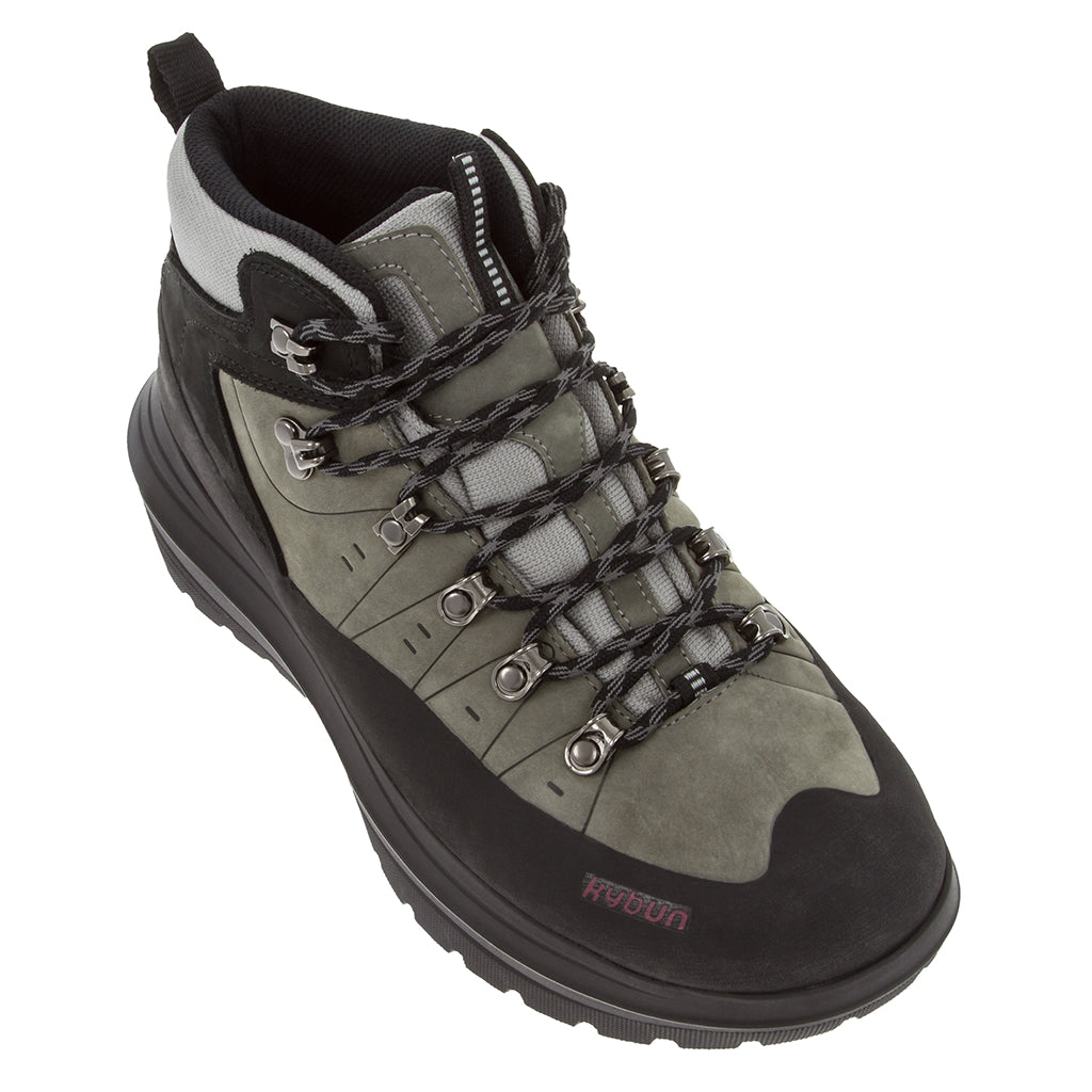 kybun Santis hiking boot, shown from front outer side