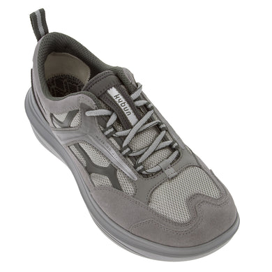 kybun Sursee shoe in Grey, shown from outer side